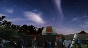 Stargaze In An Unexpected Place At This Planetarium And Observatory In Kentucky