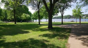 With Paved Paths, Playgrounds, And An Outstanding Beach, Long Lake Regional Park In Minnesota Is A Summertime Oasis