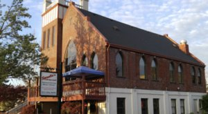 There's An Oregon Restaurant Hiding In A Converted Church And It's Such A Charming Experience