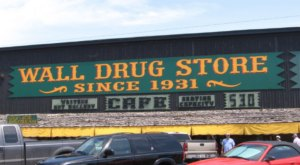 Wall Drug Is A Massive Gift Shop In South Dakota That Is Like No Other In The World