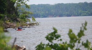 An Underrated Virginia State Park, Occoneechee State Park Is A Lakefront Adventure Waiting To Happen