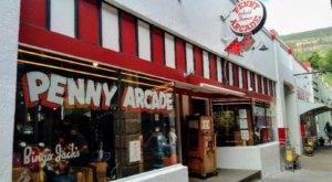 Have An Old-School Colorado Summer At The Nostalgic Penny Arcade