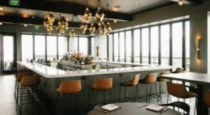 Enjoy A Cocktail 25 Stories Up At Lou/na, Nashville's Newest Rooftop Bar And Lounge