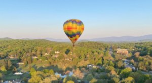 Soar High Above The Blue Ridge Mountains In A Hot Air Balloon With Blue Ridge Ballooning In Virginia