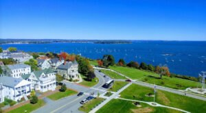 This Historic Park In Maine Offers Both Sweeping Views Of Casco Bay And Some History