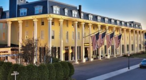 New Jersey's Luxe Yet Retro Congress Hall Is America's Oldest Seaside Resort And It's Dreamy As Can Be
