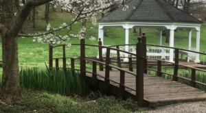 Take An Easy Loop Trail Past Some Of The Prettiest Scenery Near Nashville On Rogers Walk Trail