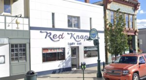 Malts, Burgers, And More Await When You Dine At Red Knapp's Dairy Bar, An Old-School Gem In Michigan