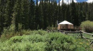 The Yurts At Never Summer Nordic May Just Be The Best Place To Stay In Colorado
