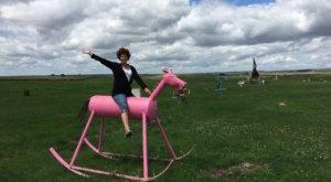 Porter SculpturePark In South Dakota Just Might Be The Strangest Roadside Attraction Yet