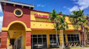 Feast At The Tucked Away Taco Spot In Florida You Didn't Know Existed