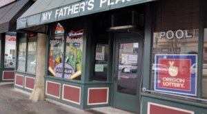 My Father's Place Is An Unassuming Dive Bar Dishing Up All-Day Breakfast In Oregon