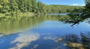 Enjoy Lake Views And More While Hiking The 3-Mile Colchester Pond Loop In Vermont