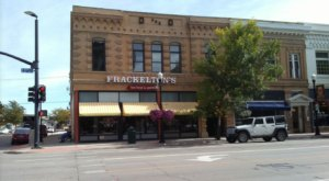 Frackleton's Is An Outstanding Restaurant At The Foothills Of Wyoming's Big Horn Mountains