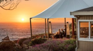 Dine On A Cliff Overlooking The Ocean At Northern California's Albion River Inn