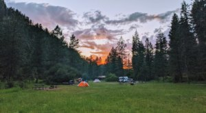 8 Secluded Idaho Campgrounds That Are Great For A Relaxing Getaway