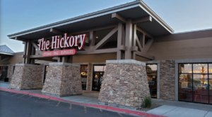 The Hickory Is A Steak, Barbecue, & Burger Restaurant In Idaho That Always Satisfies