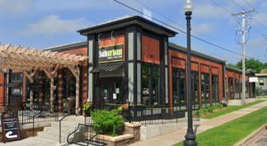 You Won't Find Burgers More Loaded With Toppings Than The Ones At The Suburban, A Restaurant In Excelsior, Minnesota