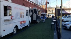 You Can Find Any Kind Of Food You Want At Food Truck Alley, A Food Truck Venue In Tennessee