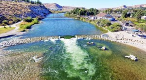 Green River's Whitewater Park Is The Place To Go For A Summer Adventure In Wyoming