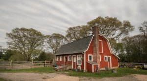 Spend The Night In An Airbnb That's On An Actual World War II Farm Right Here In Rhode Island