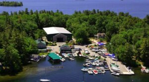 Rent A Boat At The Oldest Marina On Lake Winnipesaukee To Have The Most New Hampshire Day Ever