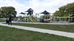 6 Amazing Playgrounds In Detroit That Will Make You Feel Like A Kid Again