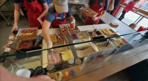 You Can Create Your Own Donut At Duck Donuts In Idaho For The Perfect Sweet Treat
