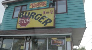 Order Your Award Winning Burger At The Eclectic Tommy's Burger Stop In Alaska