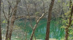 An Easy But Gorgeous Hike, Red Bud Valley Oxley Nature Trail Leads To A Little-Known River In Oklahoma