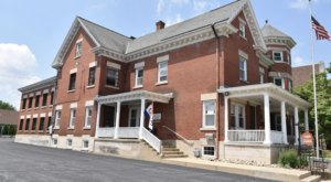 Step Behind Bars While Uncovering History At The Old Jail Museum In Michigan