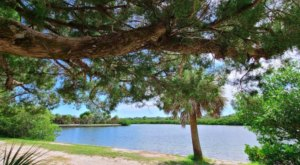 Come Camp Near The Aquamarine Waters Of Tampa Bay At Fort De Soto Park Campground In Florida