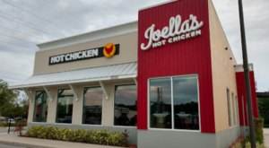 Joella's Hot Chicken In Florida Has A Chicken Sandwich So Hot You Need To Sign A Waiver