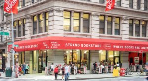 The Largest Bookstore In New York Has More Than 2.5 Million Books