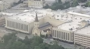 St. Joseph Parish Is A Pretty Place Of Worship In Texas