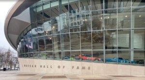 Visit A Shrine To Racing History At The NASCAR Hall Of Fame Museum In North Carolina