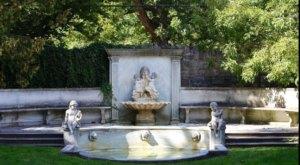 Sonnenberg Gardens Is An Inexpensive Road Trip Destination In New York That's Affordable