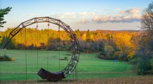 The Unique Day Trip To Stone Quarry Hill Art Park In New York Is A Must-Do
