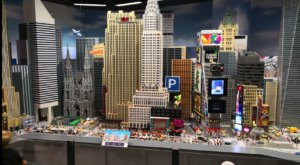 The Massive LEGO Playground In New York Will Have You Feeling Like A Kid