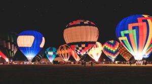Hot Air Balloons Will Be Soaring At South Dakota's 6th Annual Fall River Hot Air Balloon Festival