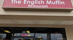 The English Muffin, A Breakfast Nook In Arkansas, Has Over 15 English Muffin Flavors