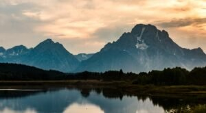 Grand Teton National Park: A Wyoming Wonder In The Jackson Hole Valley