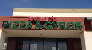 Take Your Taste Buds On A Tour Of Italy Without Leaving Arizona At Angelo's Pizza