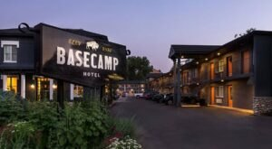 The Basecamp Hotel In Colorado Brings The Great Outdoors Indoors