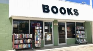 You'll Find More Than 200,000 Books At This Charming Family-Owned Bookstore In New Mexico