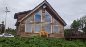 Spot The Moose Outside Of Your Window This Summer At The Majestic Moose Lodge In Alaska