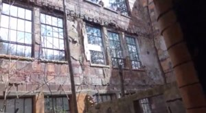 This Eerie And Fantastic Footage Takes You Inside West Virginia's Abandoned Coalwood High School