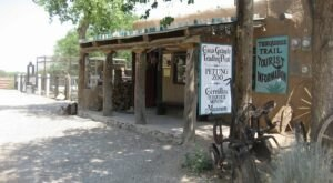 Both A Museum And A Petting Zoo, New Mexico's Casa Grande Trading Post Is An Underrated Day Trip Destination