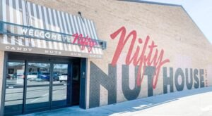 You'll Want To Visit The Gigantic Nifty Nut House Candy Store In Kansas Over And Over Again