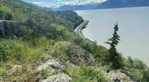 Escape The Big City On The Breathtaking Turnagain Arm Trail In Alaska